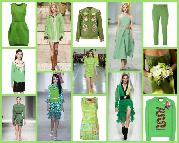 vestiti collage